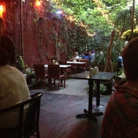 Photo taken at The Cloister Cafe by Alex K. on 5/23/2012
