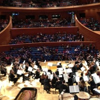 Photo taken at Kauffman Center for the Performing Arts by Jeanette A. on 3/24/2012