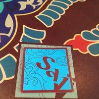 Foto tirada no(a) Saj Restaurante por Adriana S. em 6/14/2012