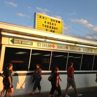 Photo taken at Jumpin' Jacks Drive-In by Rob T. on 7/25/2012