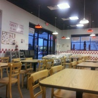 Photo taken at Five Guys by Brent J. on 2/7/2012
