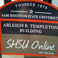 Photo taken at SHSU Online by Jacob S. on 8/8/2012