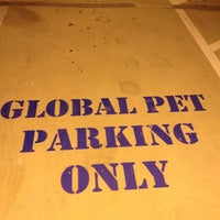Photo taken at Global Pet Food Outlet by Taneshia C. on 5/23/2012