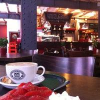 Das Foto wurde bei Kaffeerösterei Speicherstadt von Stephan D. am 5/23/2012 aufgenommen