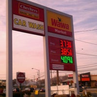 Photo taken at Wawa by Brittainy D. on 3/16/2012