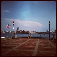 Photo taken at Broadway Pier by Lee B. on 7/28/2012