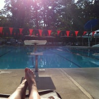 Photo taken at Cherokee Town and Country Club - Town Club by Kate C. on 5/19/2012