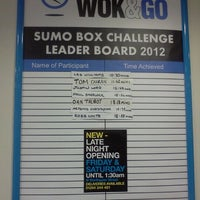 Photo taken at Wok&Go by Sarita G. on 2/28/2012
