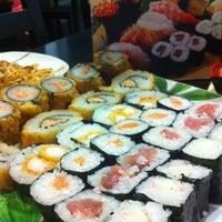 Photo taken at Wasabi I Sushi by Sara A. on 8/18/2012