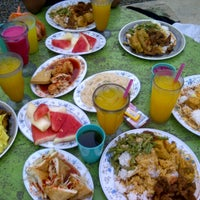 Photo taken at Camca Emas Catering & Restaurant by gajah l. on 8/6/2012