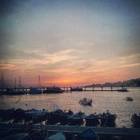 Photo taken at Douro Marina by João M. on 9/6/2012