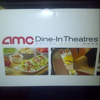 Photo taken at AMC Dine-In Theatres Bridgewater 7 by Jose P. on 7/22/2012