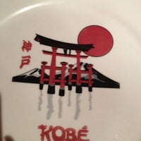Photo taken at Kobe Japanese Steakhouse & Sushi Bar by Liana L. on 3/30/2012