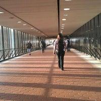 Photo taken at Vienna/Fairfax-GMU Metro Station by rinux on 3/23/2012