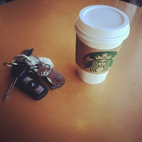 Photo taken at Starbucks by Meg S. on 9/7/2012