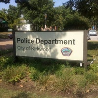 Photo taken at Kirkwood Police Station by Nikki A. on 7/12/2012