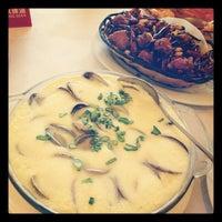 Photo taken at Ding Sheng Restaurant by David L. on 2/14/2012