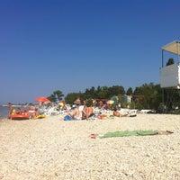 Photo taken at Camping Straško by Darija on 8/24/2012