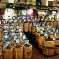 Photo taken at Fairway Market by ruben c. on 8/2/2012