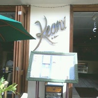Photo taken at Keoni By Keo's by Maine W. on 7/3/2012