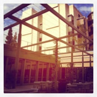 Photo taken at UCLA Court of Sciences Student Center by P G. on 8/18/2012