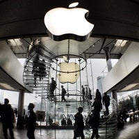 Photo taken at Apple ifc mall by Warren S. on 2/18/2012
