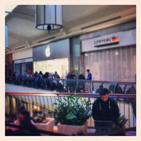 Photo taken at Apple by Nick S. on 3/16/2012