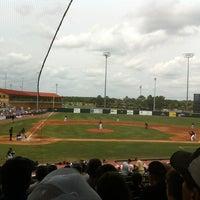 Photo taken at Osceola County Stadium by Brad B. on 3/31/2012