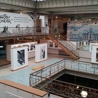 Photo taken at Belgian Comic Strip Center by Chi H. on 3/1/2012