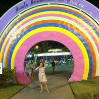 Photo taken at Mundo Maravilhoso da Criança by Lara P. on 4/6/2012