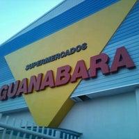 Photo taken at Supermercados Guanabara by John G. on 2/25/2012