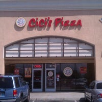 Photo taken at Cicis by JIMI S. on 3/23/2012