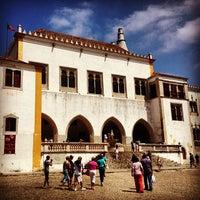 Foto tomada en Palácio Nacional de Sintra por Dmitry A. el 7/27/2012