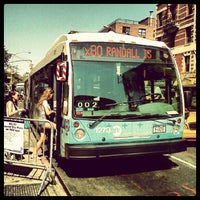 Photo taken at MTA X80 - Manhattan to Randall's Island by Trevor L. on 8/31/2012