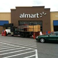 Photo taken at Walmart by Blair S. on 7/18/2012