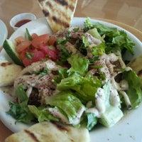 Photo taken at Zeytoun Restaurant by Aj E. on 6/11/2012