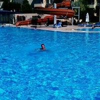 7/15/2012 tarihinde Soylev K.ziyaretçi tarafından Assos Dove Hotel Resort & Spa'de çekilen fotoğraf