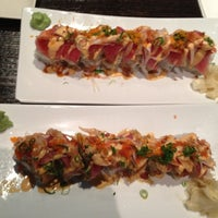 Photo taken at Ki Sushi & Sake Bar by Jennifer G. on 2/26/2012
