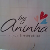 Photo taken at By Aninha Mimos e Acessorios by Rafaela V. on 2/14/2012