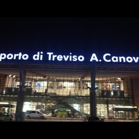 Photo taken at Treviso-Sant'Angelo Airport (TSF) by Antoine D. on 8/15/2012