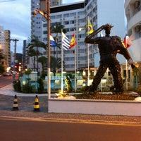 Foto tirada no(a) Hotel Marambaia por Camila G. em 4/24/2012