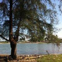 Photo taken at Pantai Sri Tujoh by Choon Ying C. on 2/24/2012