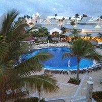 Photo taken at Luxury Bahia Principe Esmeralda Don Pablo Collection by Viktoria A. on 5/1/2012