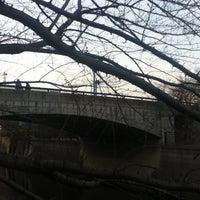Photo taken at ふれあい橋 by Hiroshi T. on 3/20/2012