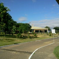 Photo taken at Universidade Vale do Rio Doce (UNIVALE) by Janynne G. on 3/14/2012
