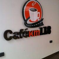 Foto tomada en Café Km 118 por Edgardo C. el 7/1/2012