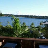 Photo taken at Coco Bambu by Fernanda S. on 2/15/2012