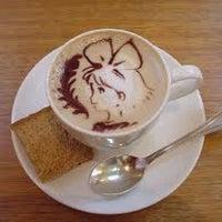 Снимок сделан в Світ кави / World of Coffee пользователем Mariana 7/31/2012
