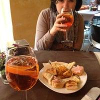 Photo taken at Chiaro Cafè by Jeri J. on 5/14/2012