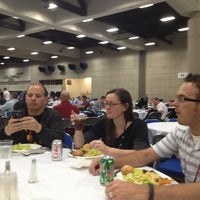 Photo taken at Cisco Live Meals by Bryan B. on 6/14/2012